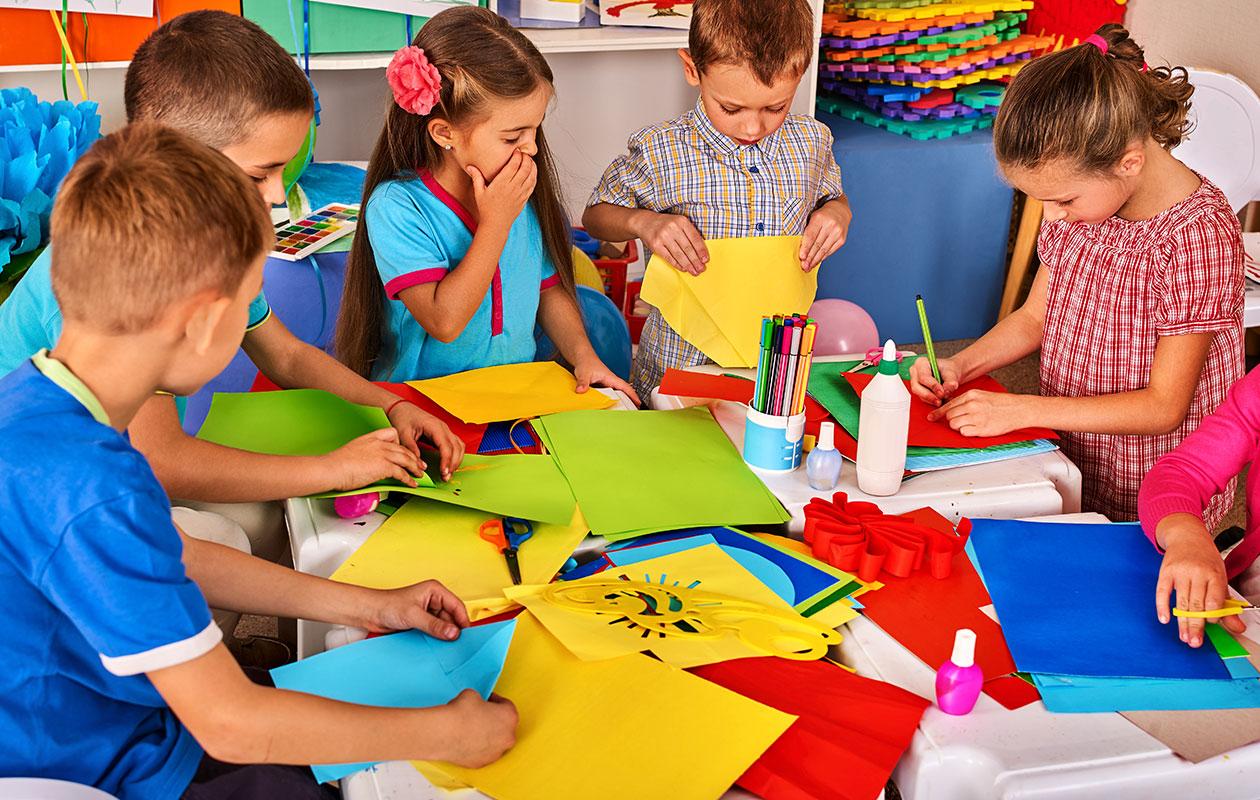 התפתחות חברתית ילדים משחקים