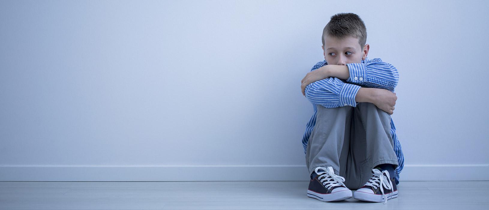 טיפול בחרדה אצל ילדים
